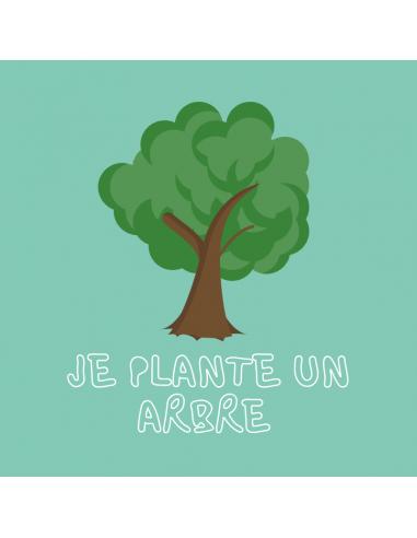 Planter un arbre en ligne